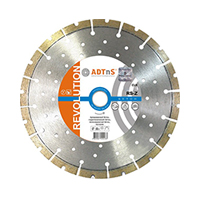 Алмазный диск ADTnS 1A1RSS/C3-W 125x2,2/1,3x10x22,23-10 CLH 125/22,2 RS-Z
