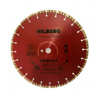 Диск алмазный Hilberg Industrial Hard 350 мм