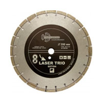 Диск алмазный Trio Diamond Segment Laser Trio Бетон d 350 мм